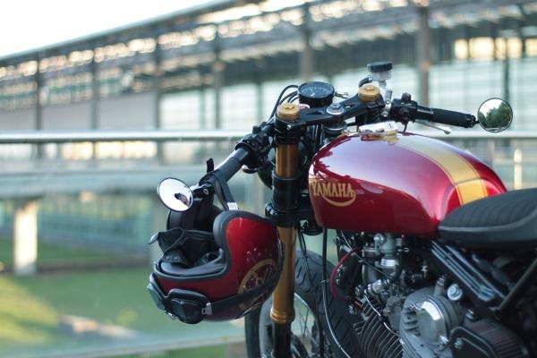 Interesantna restauracija legendarnog Yamaha XV750 Virago modela