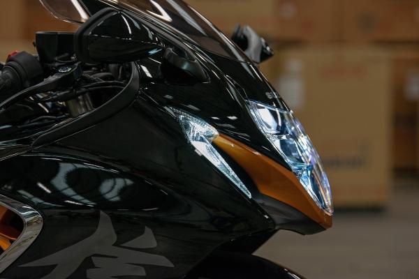 2021 Suzuki Hayabusa - novi moćni dvotočkaš brz kao vetar