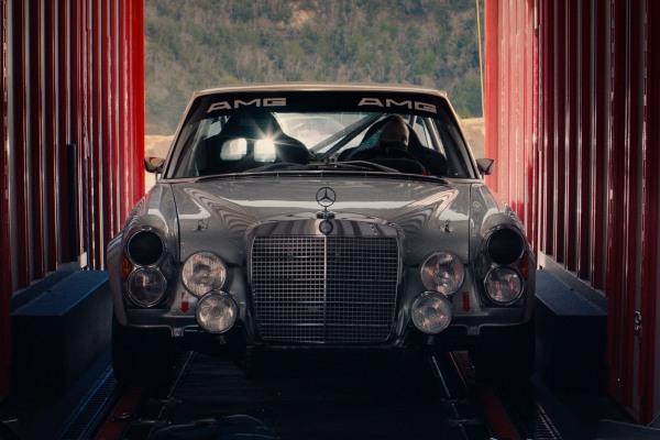 Legendarna AMG mašina koja je zapanjila ceo svet