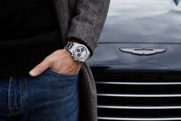 Novo partnerstvo: Aston Martin x Girard-Perregaux