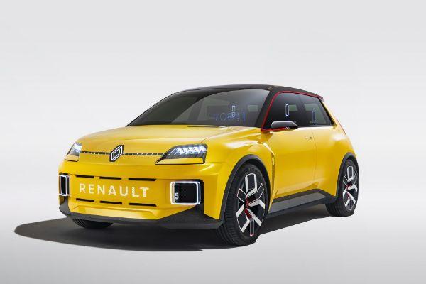 Legendarni Renault 5 se vraća