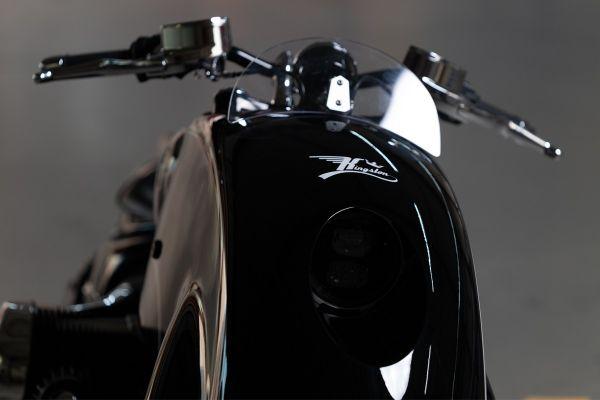 BMW Motorrad predstavlja retro R 18 motocikl