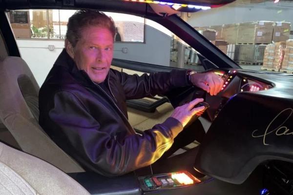 Prodaje se Knight Rider automobil