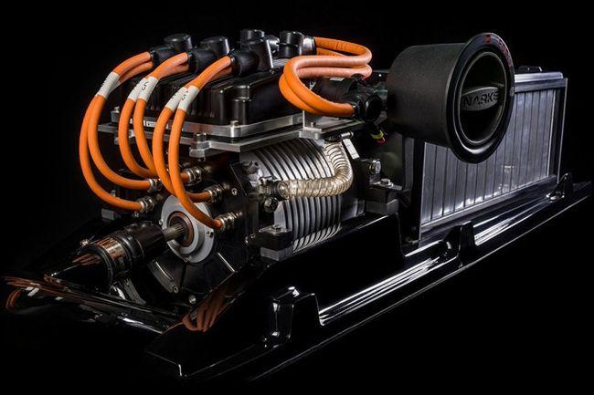 Narke Electrojet – električni skuter od 95 KS