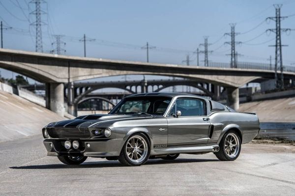 Moćni Mustang Eleanor iz filma Gone In 60 Seconds
