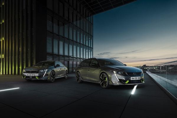 Novo ekskluzivnije izdanje Peugeot 508 PSE modela