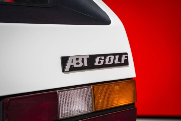 Od prvog klasika pa sve do danas - ABT nastavlja da prati slavnu Golf liniju