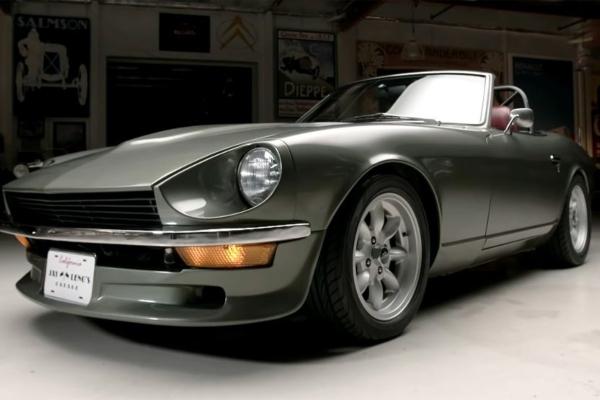 """Datsun """"580Z"""" iz 1972. godine - Japanski dizajn američki mišići"""