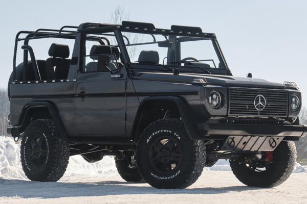 Potpuno modernizovani klasik kompanije Mercedes