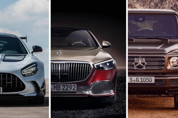 Mercedes spaja AMG/Maybach i G-Class podbrendove u jednu diviziju