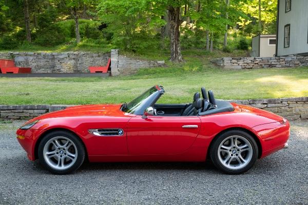 Predivni Z8 model kao vrhunac sportskog dizajna kompanije BMW