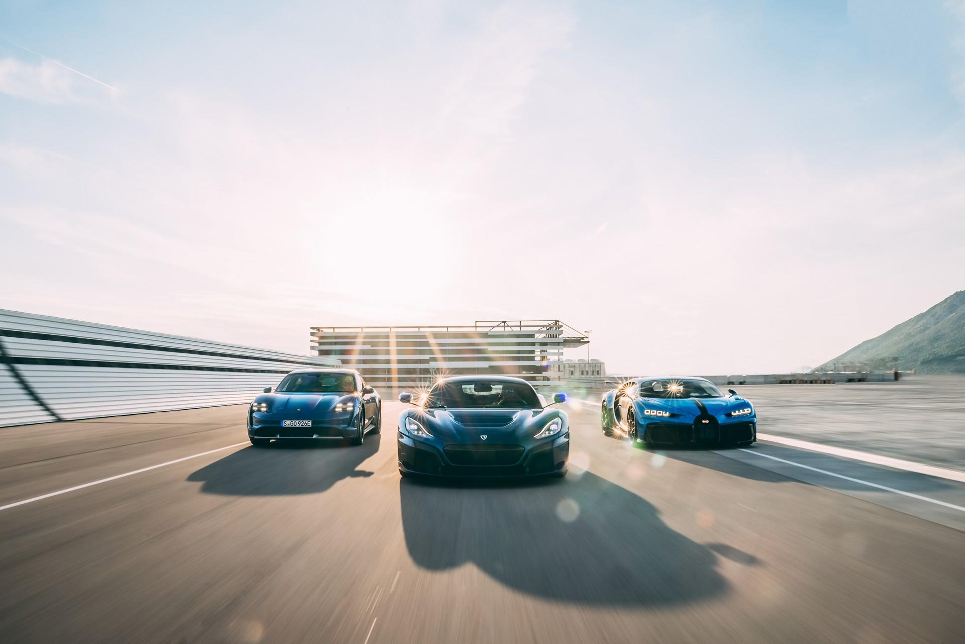 Bugatti i Rimac zvanično udružuju snage radi razvijanja zajedničih modela