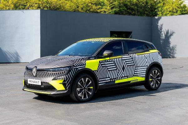 Renault će u Minhenu predstaviti svoj prvi električni Megane model
