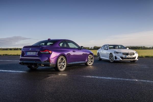 BMW predstavio novu liniju 2-Series Coupe modela