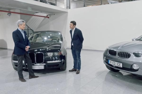 BMW otrkiva tajni koncept koji je bio daleko ispred svog vremena