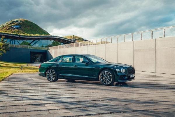 Bentley donosi novu seriju hibridnih varijanti Flying Spur automobila