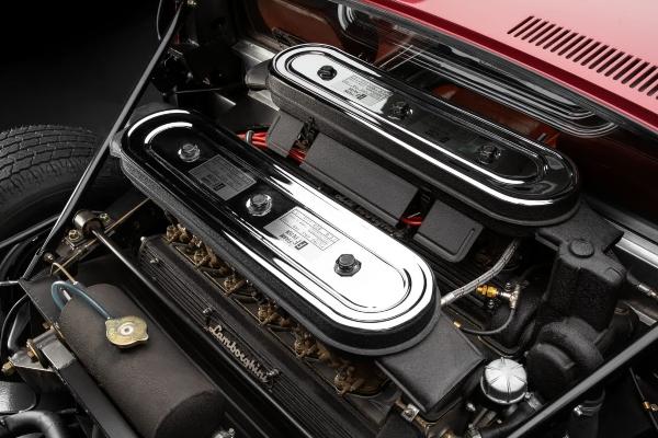 Miura SVJ - retki klasik i sveti gral kompanije Lamborghini