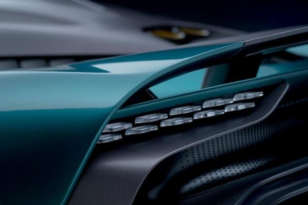 Aston Martin predstavlja svoj novi Valhalla model