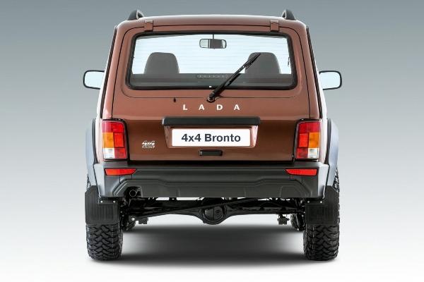Nova Lada Niva Bronto linija nastavlja proverenu tradiciju