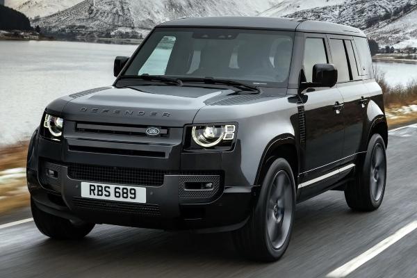 Land Rover razvija još moćniju V8 Defender varijantu sa preko 600 ks