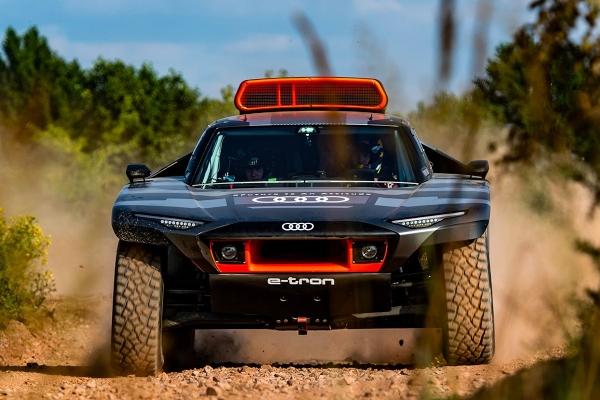 Kompanija Audi predstavlja svog pretendenta za tron Dakar relija