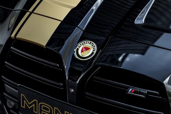 Manhart čini BMW M3 Competition još brutalnijom mašinom