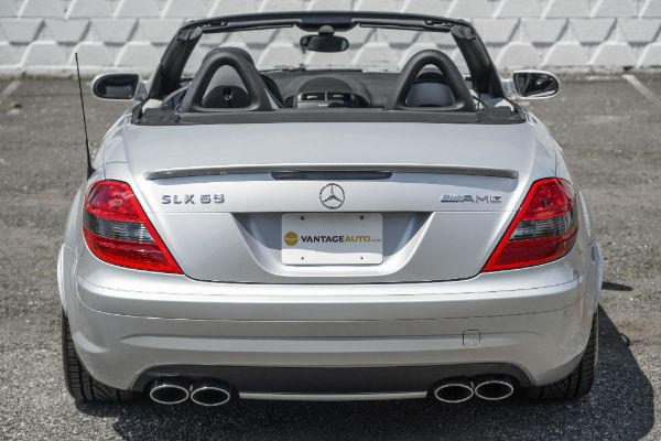 Mercedes-Benz SLK55 AMG - Ultimativni predstavnik SLK generacije