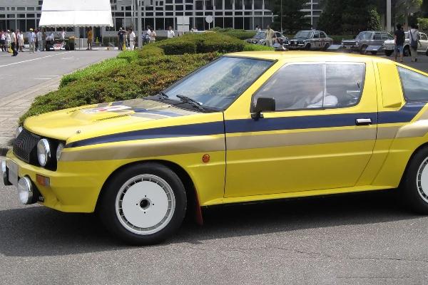Unikanta ulično legalna verzija Group B reli modela kompanije Mitsubishi