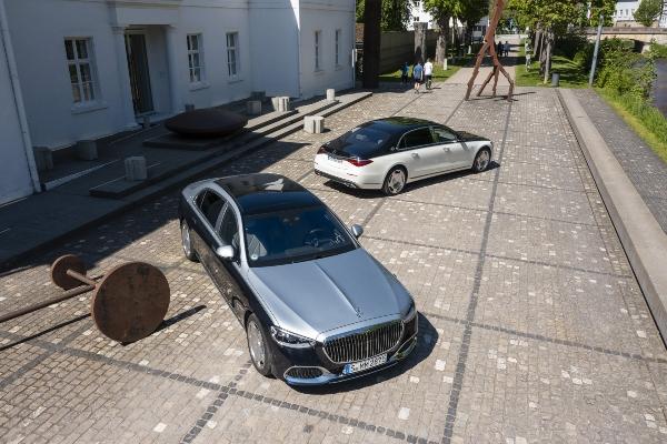 Mercedes-Maybach S-Class startuje sa evropskom kampanjom u dve varijante
