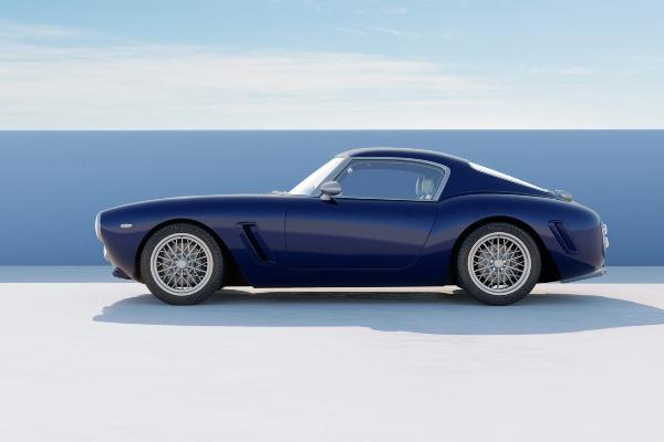 Prvi uvid u modernu reinterpretaciju klasičnog Ferrari 250 GT SWB modela
