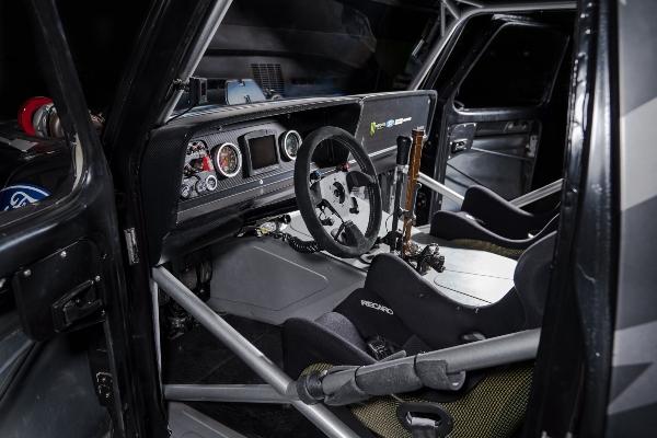 Ken Blok prodaje svoj unikatni Ford F-150 Hoonitruck pikap sa 914 ks