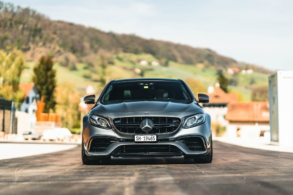 Savršen komplet točkova za savršenu Mercedes-AMG E63 mašinu