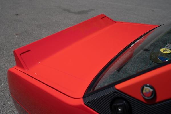 Trkački klasik kakav se samo poželeti može - Fiat-Abarth Rally Stradale