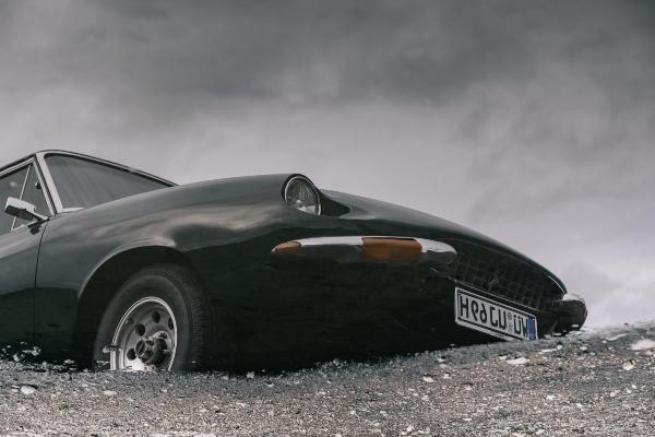 Kolekcionar koji je davne 1969. godine sam sebi kreirao SUV Ferrari