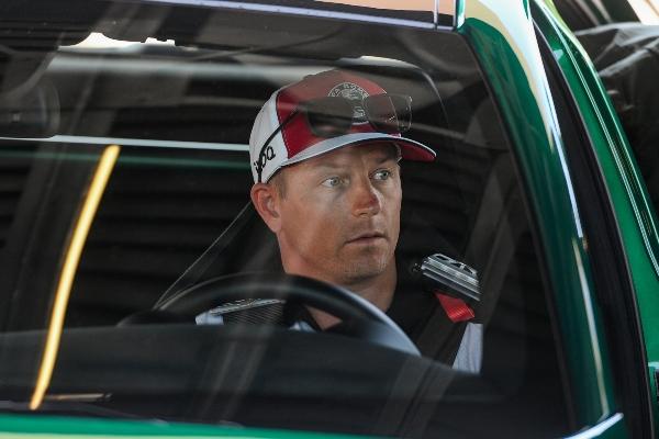 Kimi Raikonen promoviše moćni Alfa Romeo Giulia GTAm model
