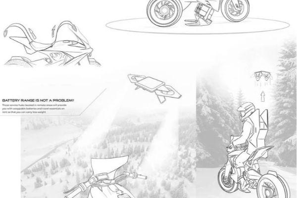 Budućnost motocikala i nije toliko siva ako se BMW pita