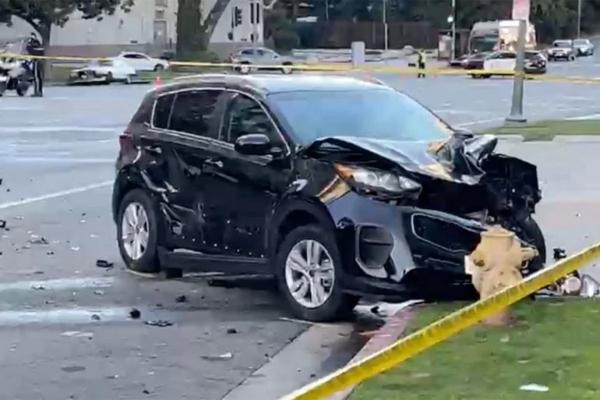 Strašan sudar izazvan nesmotrenom vožnjom Ford GT modela