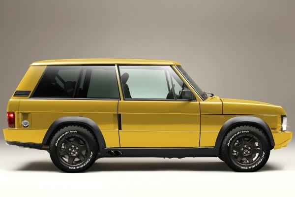 Range Rover Xtreme - Tjunirani klasik sa 700 konja kompanije Chieftain