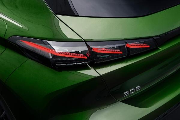 Peugeot predstavlja novu 308 liniju