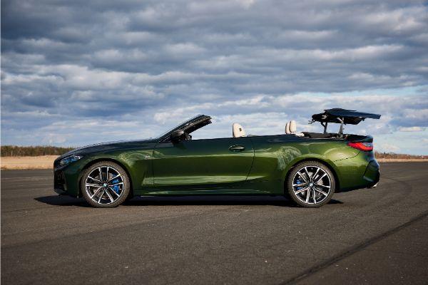 BMW predstavlja novu liniju 2021 BMW 4-Series kabrioleta