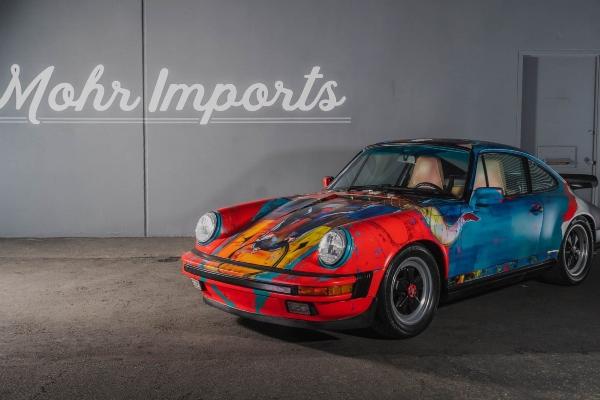 Umetnost ili zločin-Klasični 911 Carrera unikatne karoserije