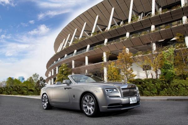 Rolls-Royce predstavlja jedinstveni model inspirisan arhitekturom