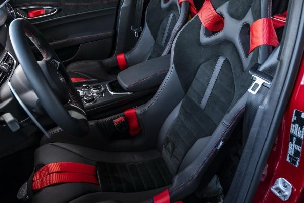 Evropska premijera Alfa Romeo Giulia GTA i GTAm super sedan modela