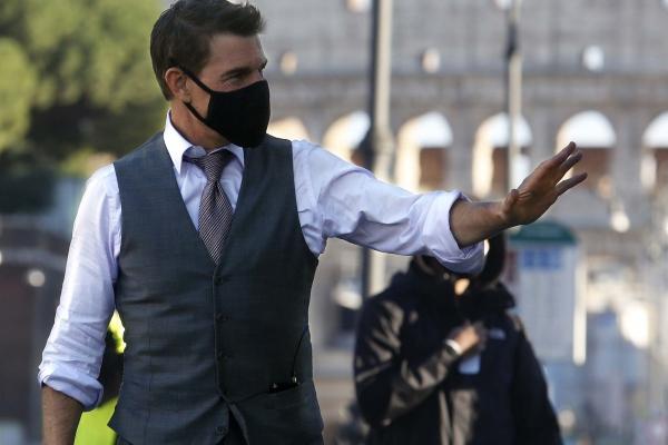 Opasna kaskada motorom Toma Kruza u novom MI7 naslovu