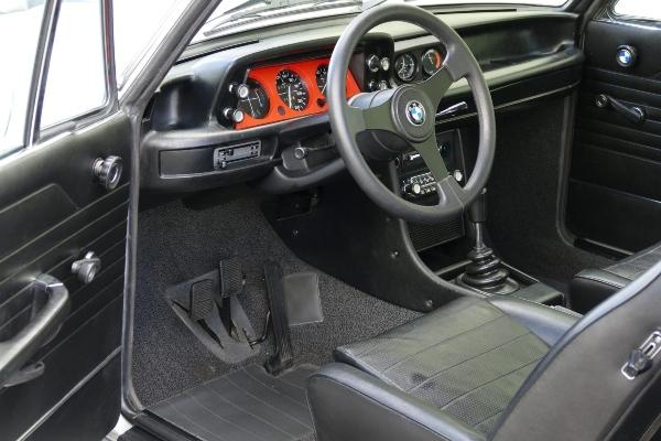 Klasik bez premca - BMW 2002 Turbo