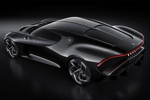 Veličanstveni Bugatti La Voiture Noire-Najskuplji automobil svih vremena