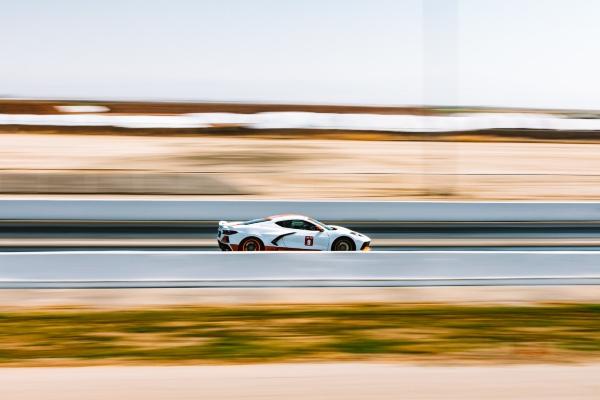 Corvette C8 model izbačen iz takmičenja kao prebrz