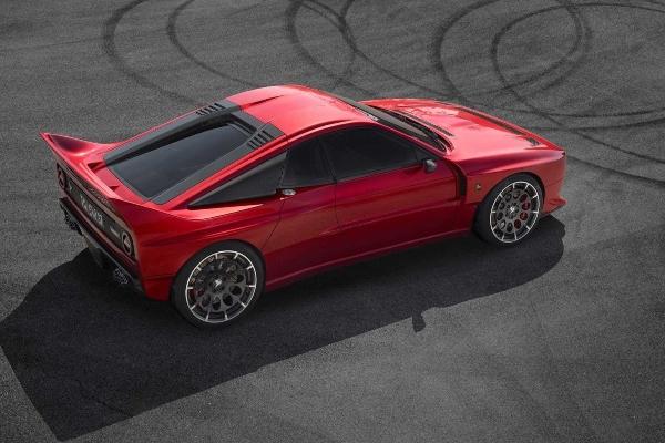 Evolucija kakvu kompanija Lancia nažalost nije dočekala