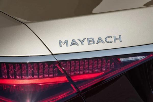 Mercedes-Maybach S68 - Najbolje što S klasa može da ponudi