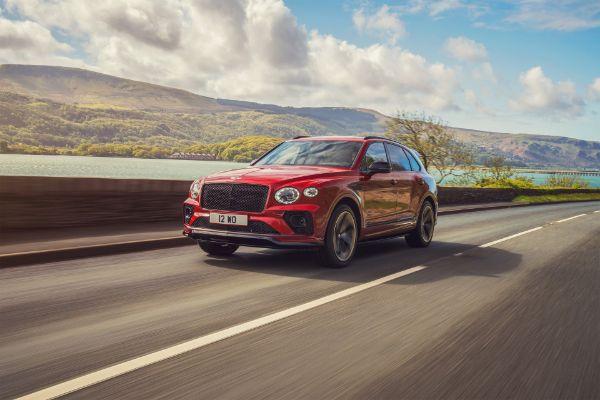 Bentley predstavlja vrhunsku sportsku liniju svog Bentayga opsega